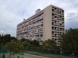 Unidad de Habitaciones Le Corbusier