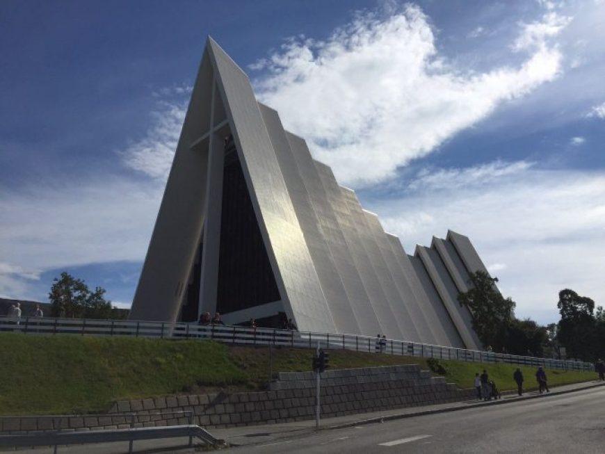 Catedral del ártico, Tromso, Noruega