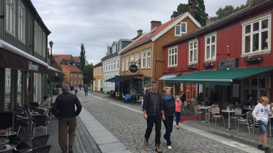 Barrio Bakklandet