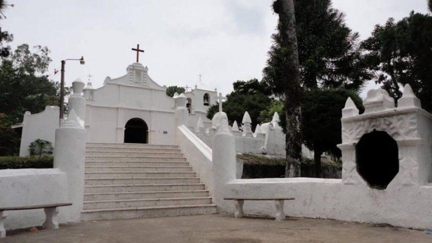 Iglesia del Calvario Cobán