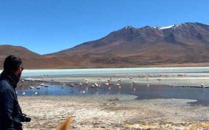 Lagunas Salar de Uyuni