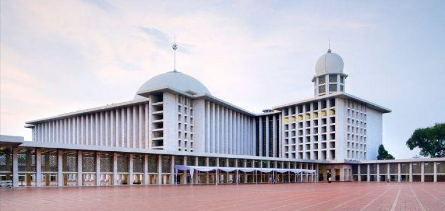 Mezquita Istiqlal Yakarta