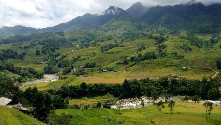 Viaje a Sapa, Vietnam