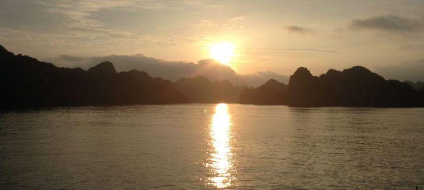 Viaje a Halong Bay, Vietnam