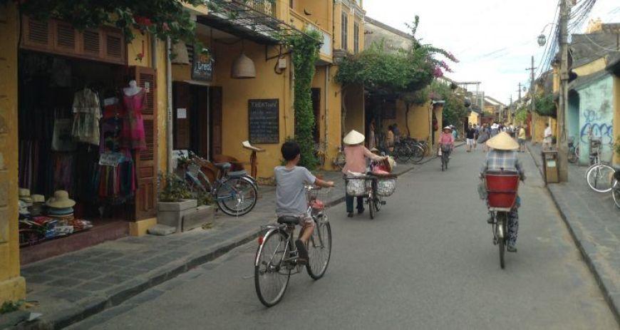 Main Street Hoi An, Vietnam