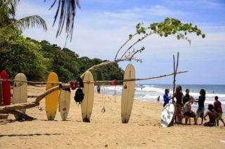 Playa Cocles, visita a Puerto Viejo