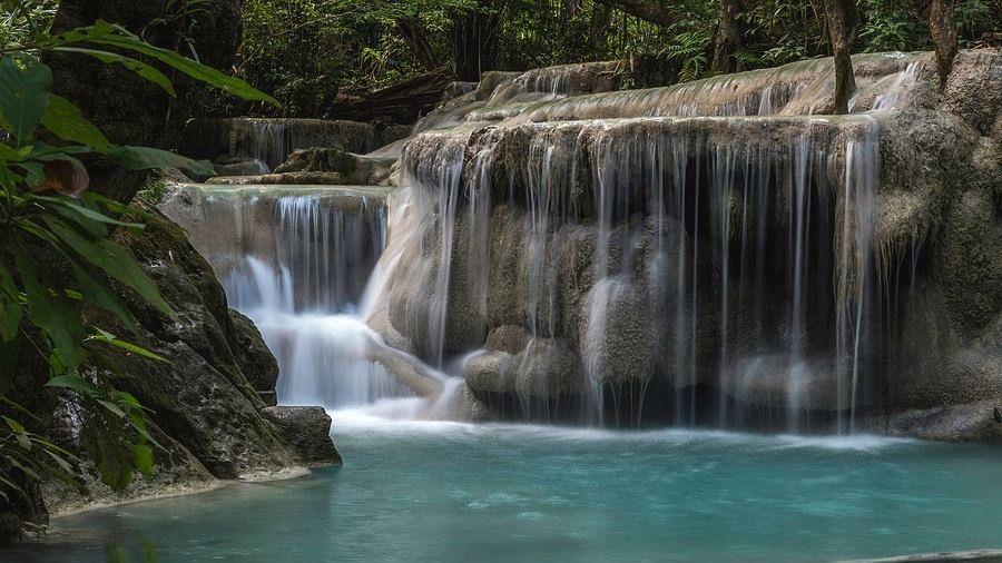 Quinta cascada Erawan