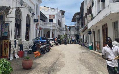 Calle de Stone Town
