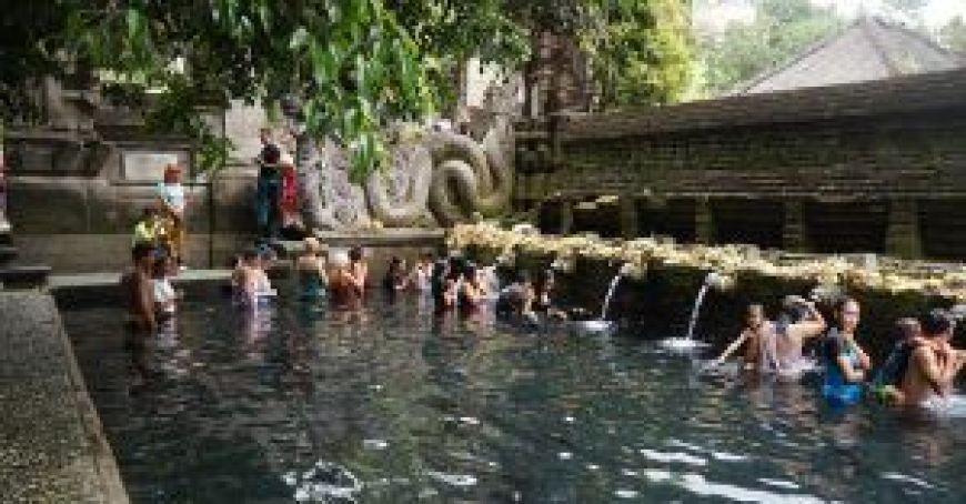 Tirta Empul, uno de los mejores templos de Bali