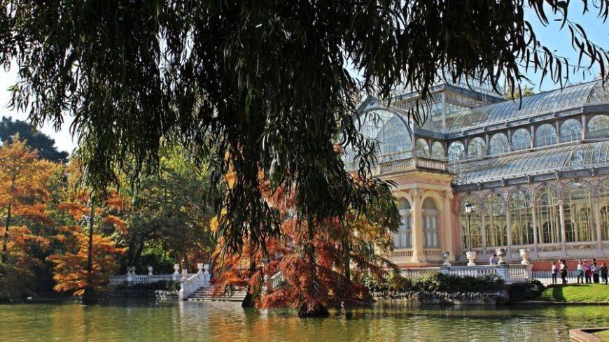 Palacio Cristal El Retiro