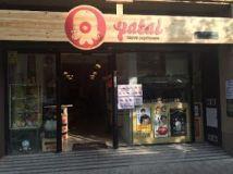 entrada restaurante Yatai, uno de los restaurantes asiáticos de Barcelona