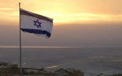Bandera Israel Masada