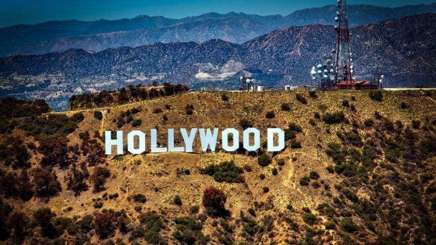 cartel Hollywood Los Ángeles
