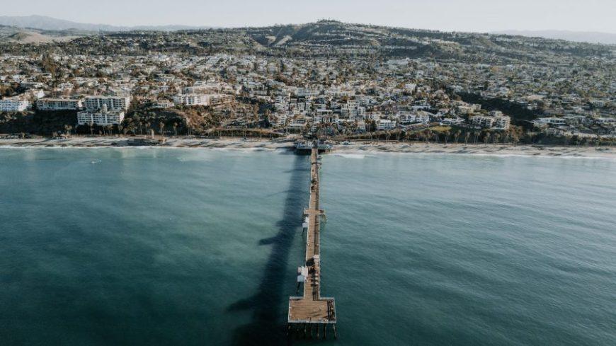 San Clemente beach California