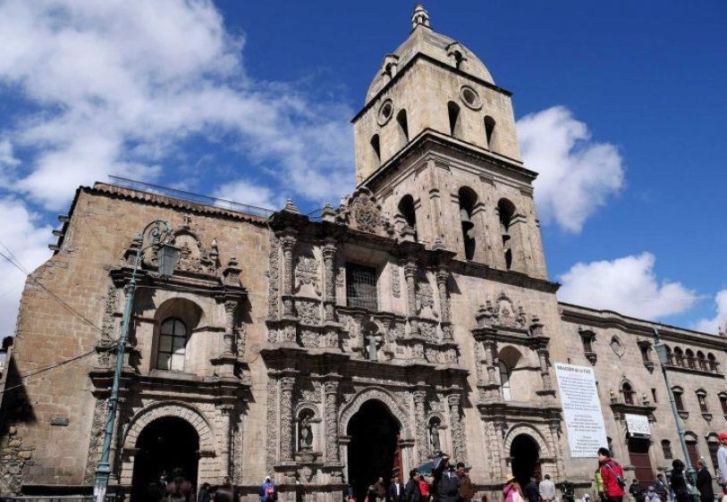 Basílica San Francisco La Paz