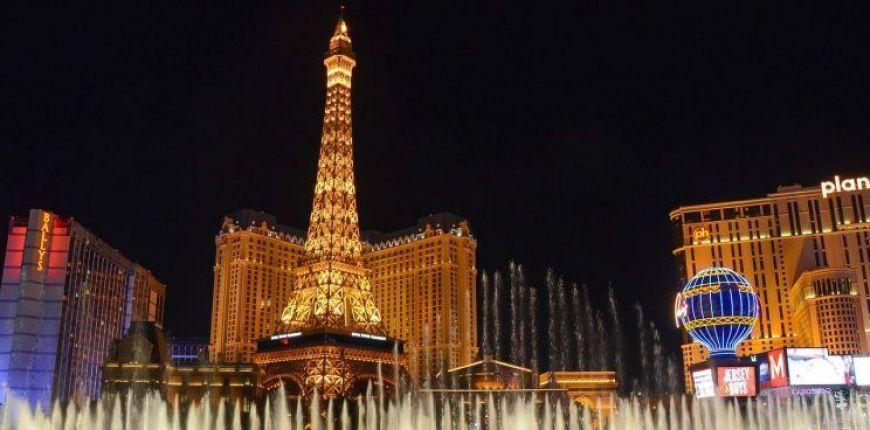 Hotel París, una de las mejores cosas que ver y hacer en Las Vegas