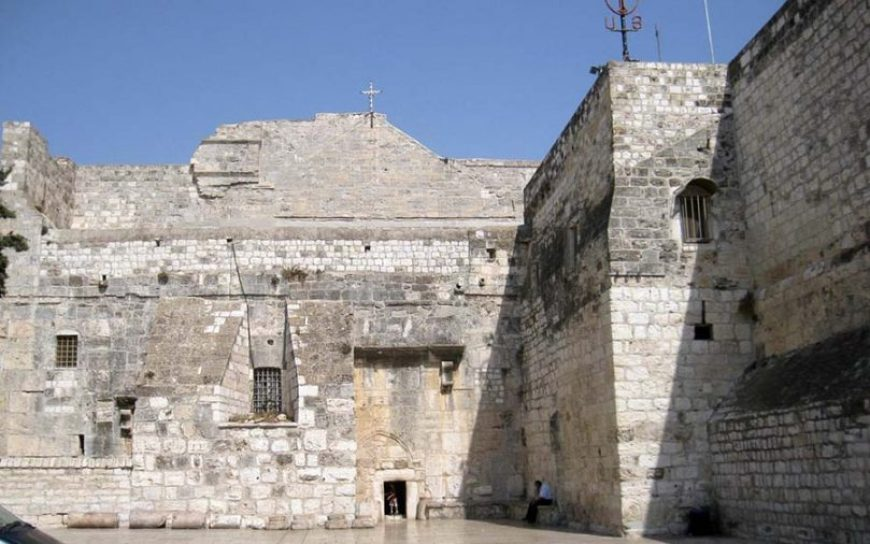 natividad basilica, belen