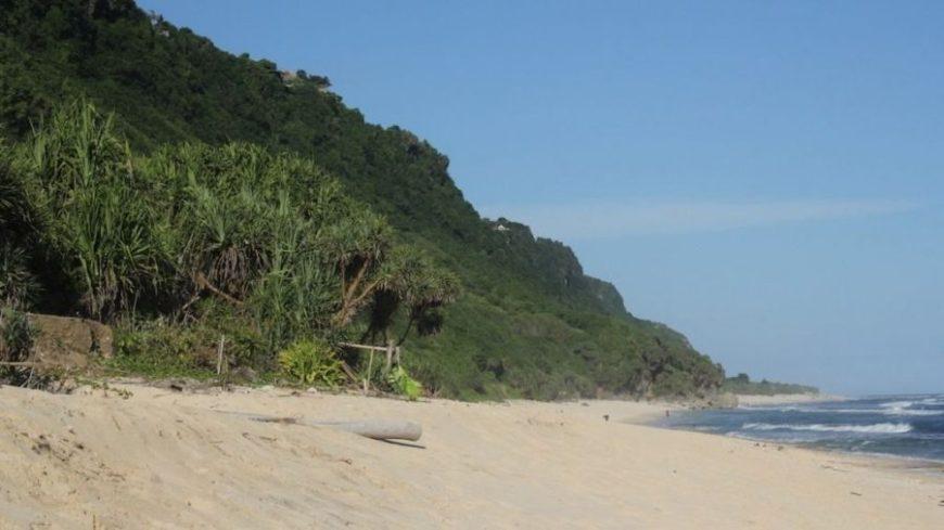 nyang nyang beach, una de las mejores playas de Bali