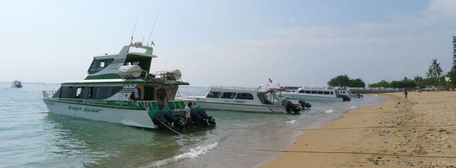 Como ir de Bali a Nusa Lembongan