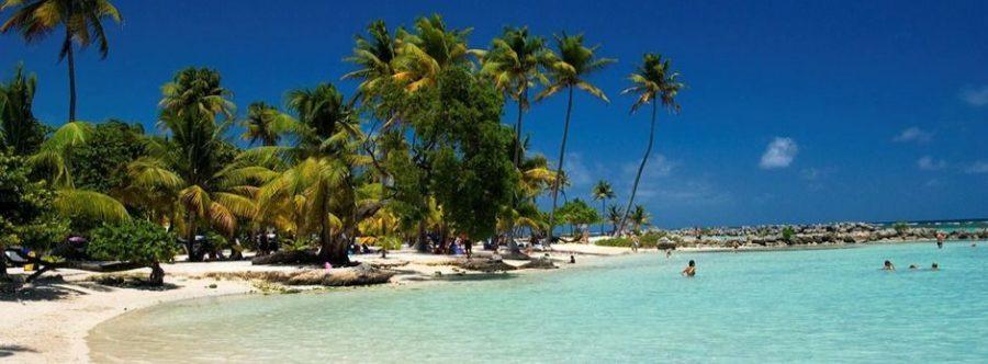 playa saint anne guadalupe