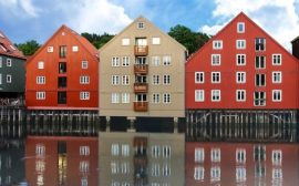 Bakklandet Trondheim
