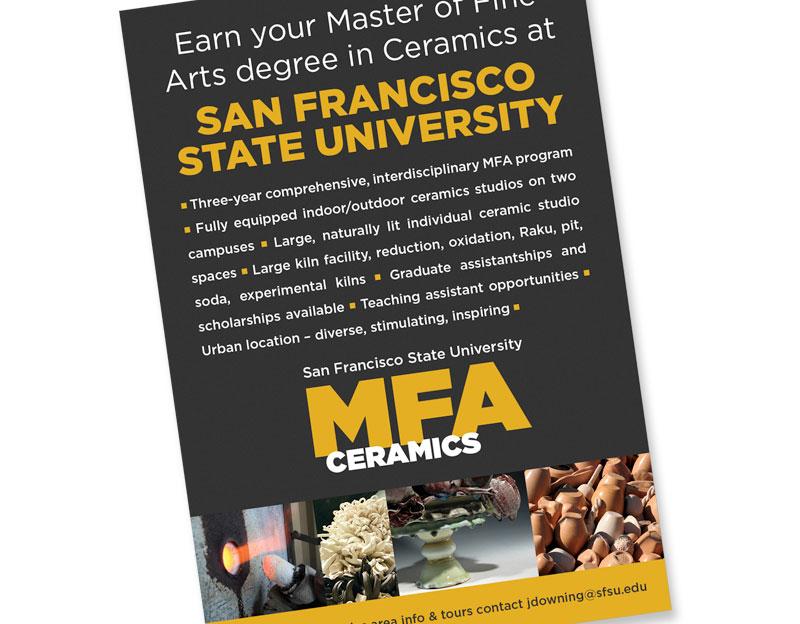 Cronin-Creative-Clarity-By-Design-San-Francisco-State-University-ad
