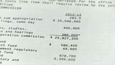 State Legislature releases budget plan; governor wants