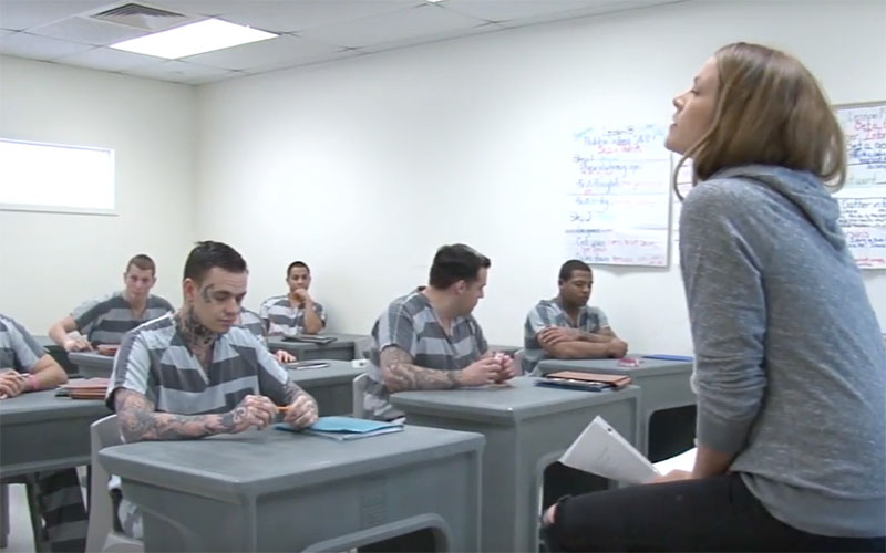 In Maricopa County some jail inmates now are eligible for Medicaid after their release
