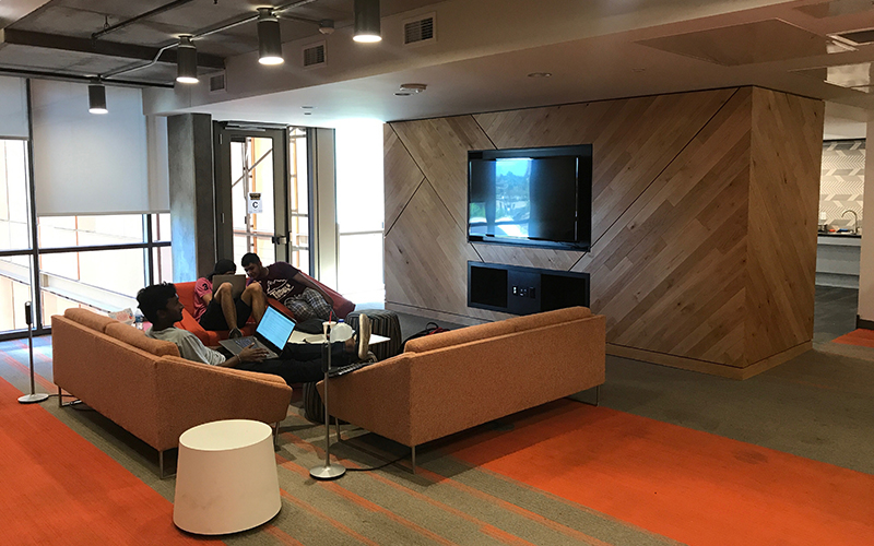 New ASU dorm features Amazon Echo Dots other new tech to