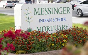 Messinger Indian School Mortuary