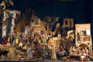 Natale a Napoli presepe napoletano