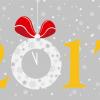 auguri per un felice anno nuovo