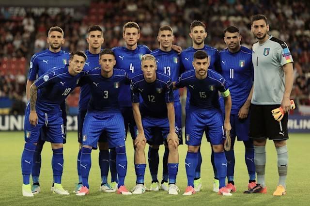 La Giovane Italia va, Danimarca sconfitta 2 a 0