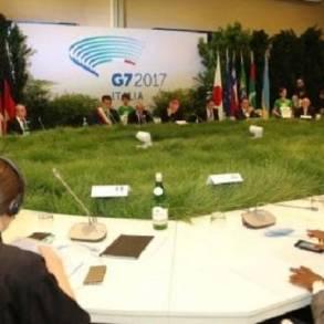 A Bologna il ministro dell'ambiente Gian Luca Galletti ha aperto stamane il G7 Ambiente.