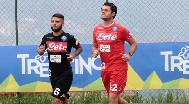 Precampionato Napoli fitto di amichevoli, il 10 agosto al San Paolo l'Espanyol