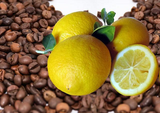caffe e limone