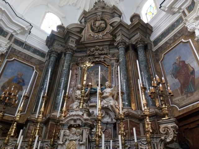 Prestigiose opere di maestri sconosciuti nelle chiese di Giugliano in Campania -photo-4