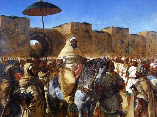 Napoli e gli arabi una interessante storia lunga un secolo-1