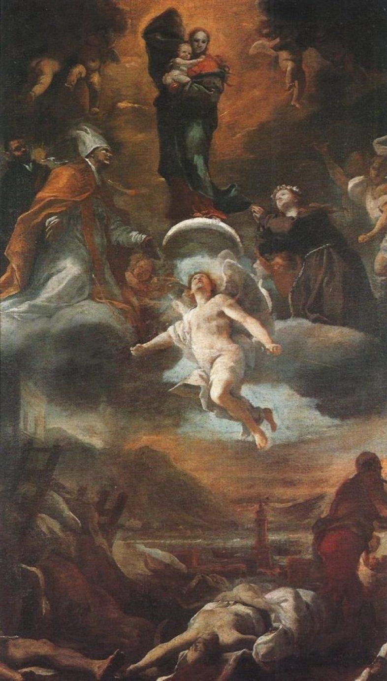 Mattia Preti, il pittore spadaccino che dipinse le porte di Napoli-2