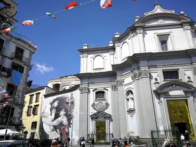 Napoli si investiranno 90 milioni di euro al Rione Sanità in virtù del piano operativo Cultura e Turismo-1