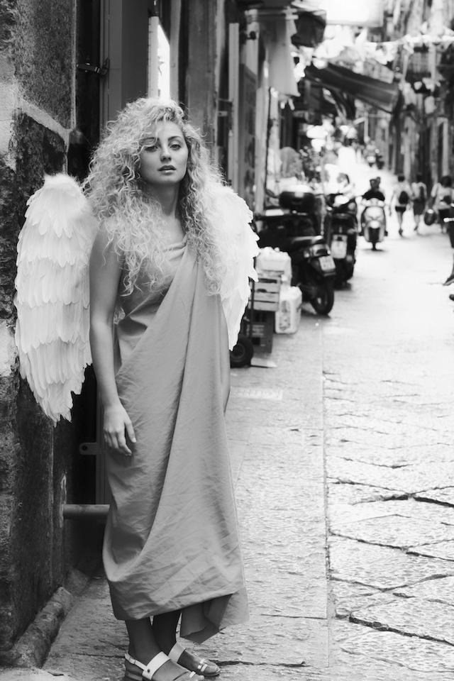 Angelo - Napoli fashion on the road nei Quartieri Spagnoli di Napoli - Ph. iPhotox 2019