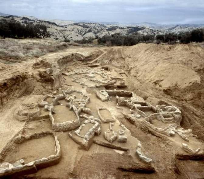 Ancient Italian History. Enotri- tra le prime popolazioni pelasgiche in Italia-3