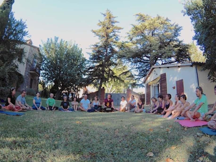 Vacanze Yoga Italia