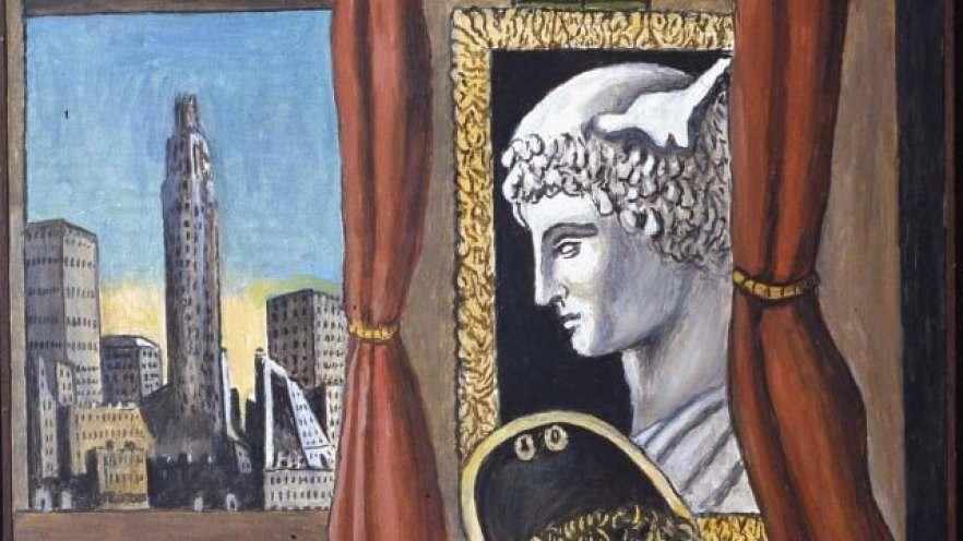 Giorgio de Chirico & Art cantore della vita interiore degli oggetti-2