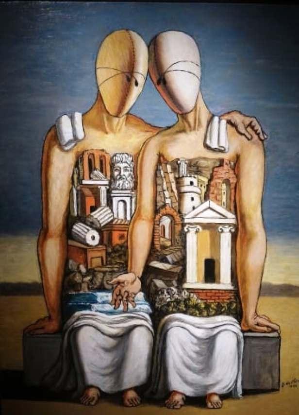 Giorgio de Chirico & Art cantore della vita interiore degli oggetti-3