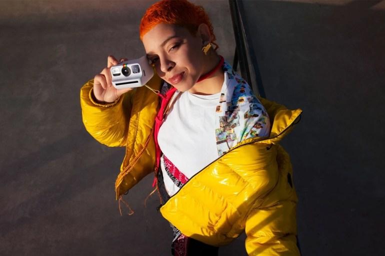 Polaroid GO Polaroid GO la Polaroid lancia la nuova generazione di macchine istantanee indossabili - @crono.news