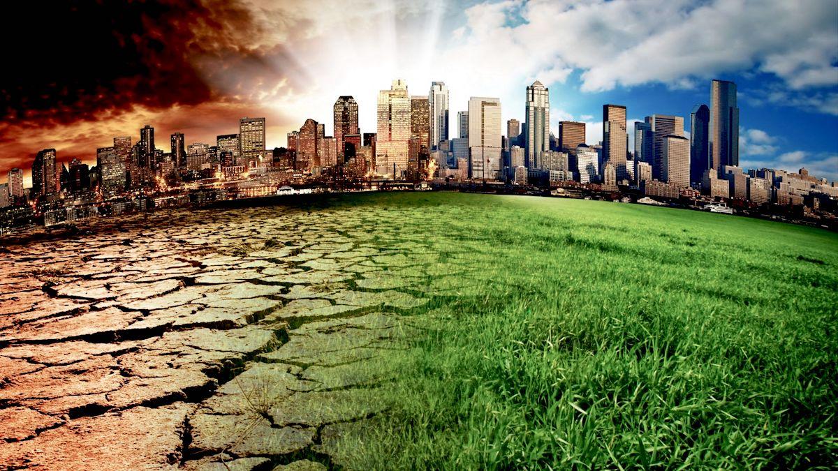 Global warming - riscaldamento globale