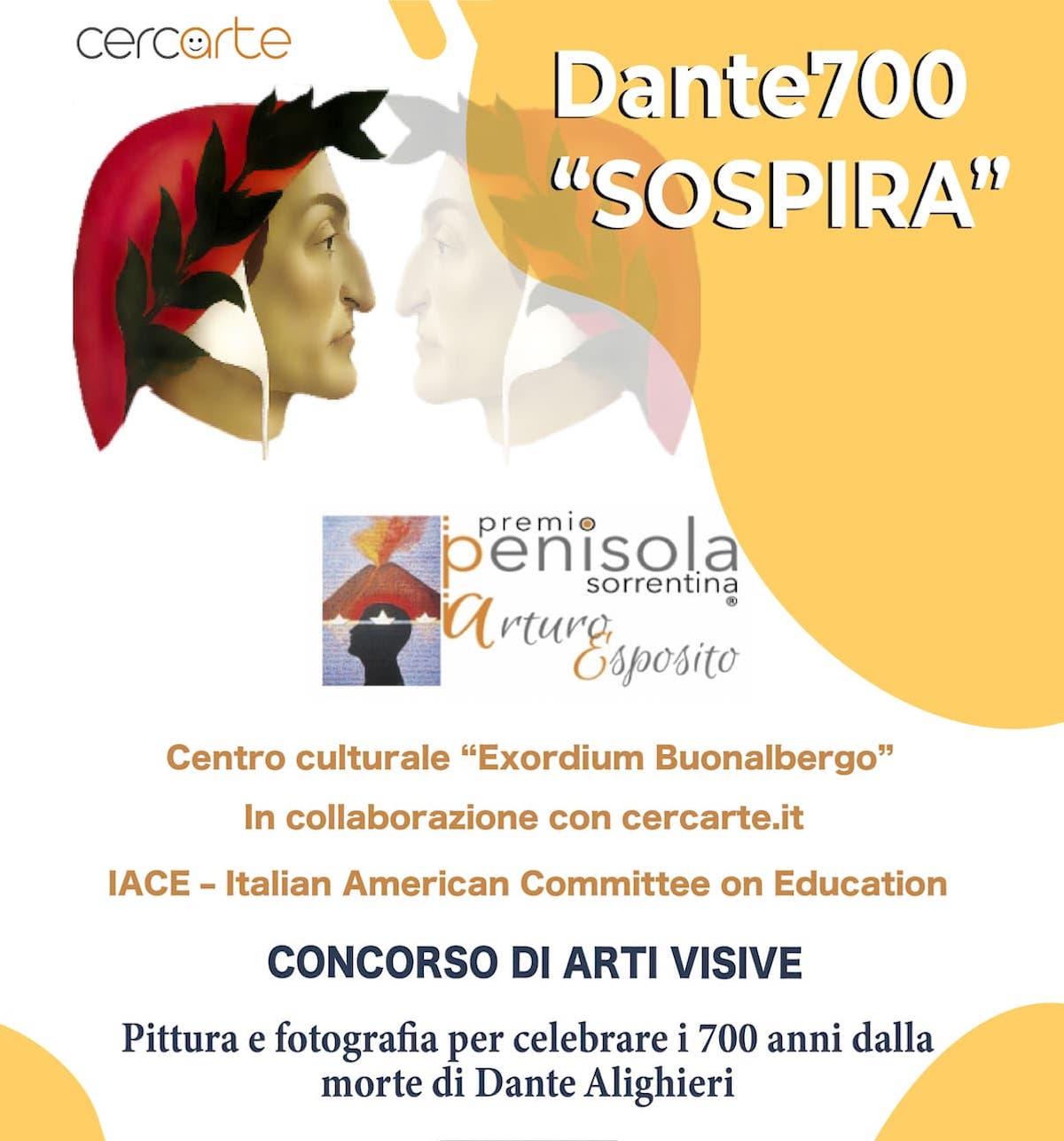 Year of Dante - Cercarte -sospira