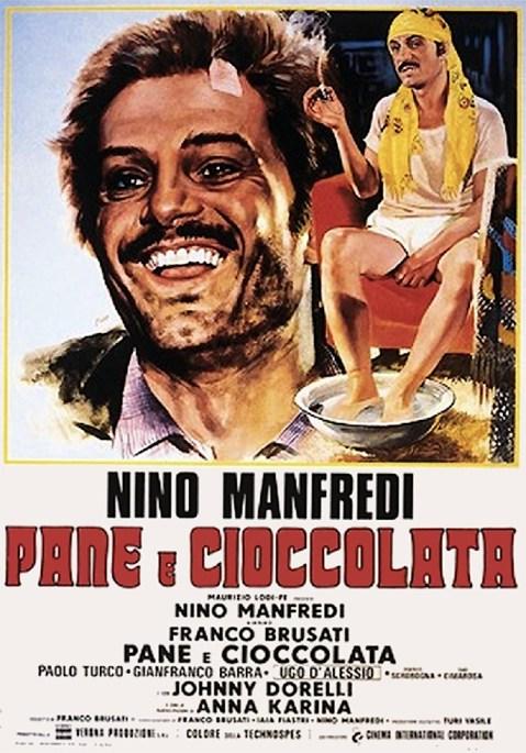 Narni - Nino Manfredi -Pane e cioccolata -restaurato