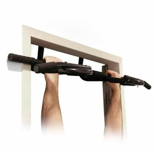 como hacer dominadas en casa sin tirar la pared
